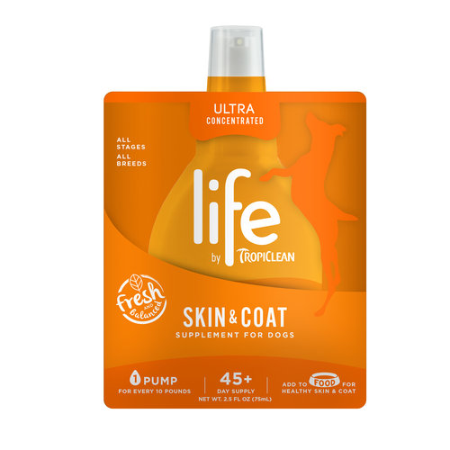 Life Supplement Skin & Coat -ravintolisä