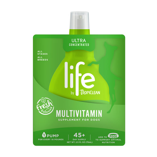Life Supplement Multivitamin -monivitamiini