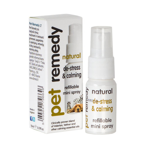 Pet Remedy Rauhoittava Spray