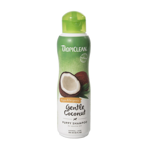 TropiClean Gentle Coconut Pet Shampoo
