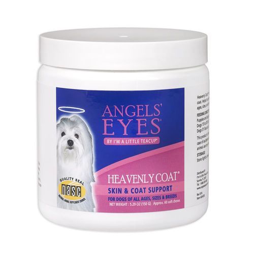 Angels' Eyes Heavenly Coat™ Skin & Coat - Turkille & Iholle
