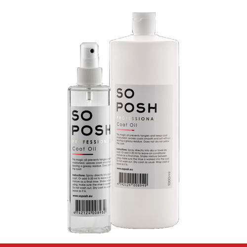SO POSH Coat Oil