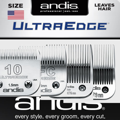 Andis UltraEdge® Detachable Blade