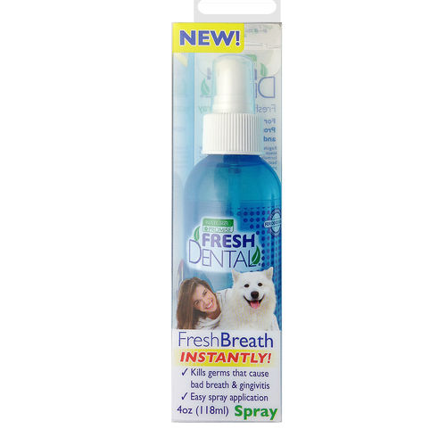 Naturél Promise Fresh Dental Fresh Breath Spray