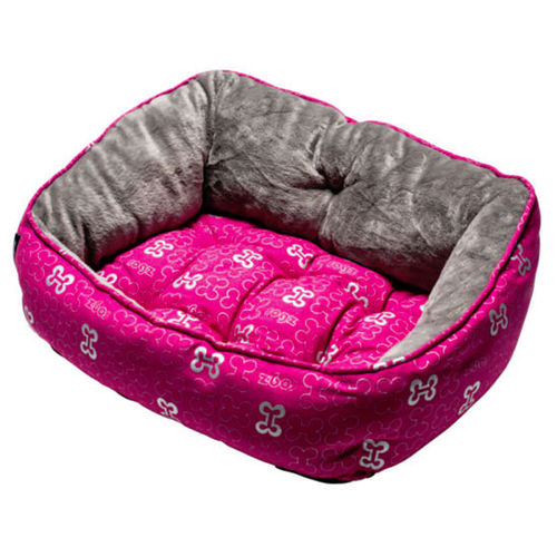 Rogz Trendy Podz Dog Bed Red