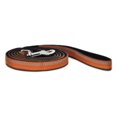 Kennel Equip Dog Leash 180 cm, Orange