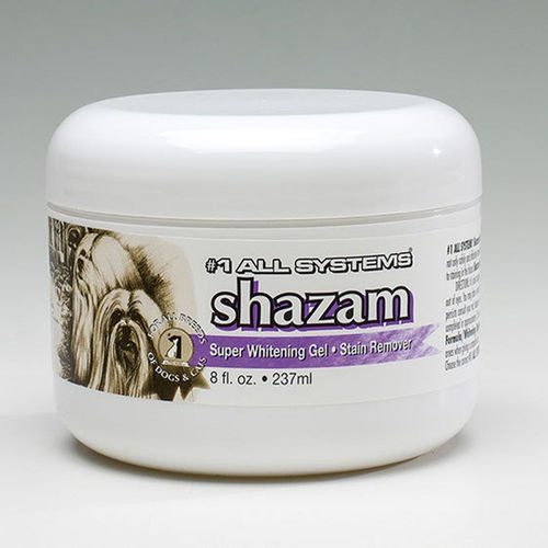 #1 All Systems Shazam Super Whitening Gel