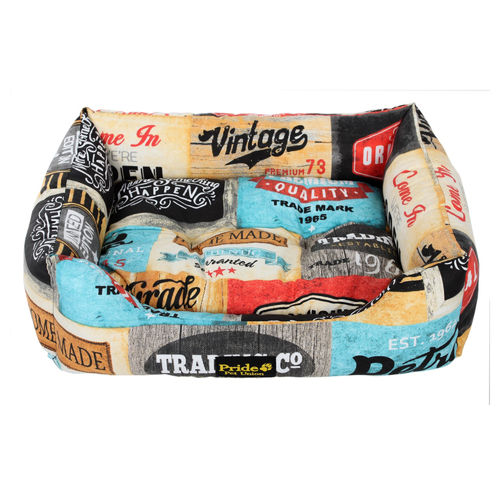 Pride Vintage Dog Bed