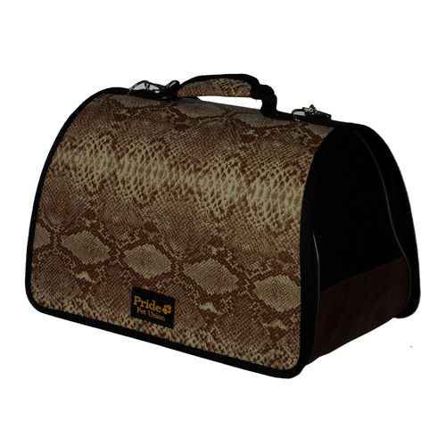 Pride Python Pet Carrier Box