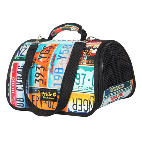 Pride Cadillac Pet Carrier Box