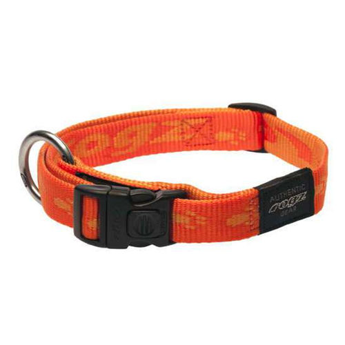 ROGZ Alpinist - Soft Webbing Orange
