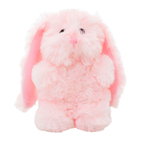 Dog Plush Toy Pink Rabbit