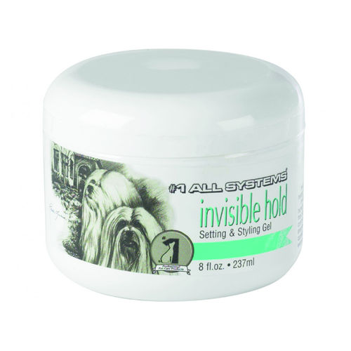 #1 All Systems Invisible Hold Styling Gel