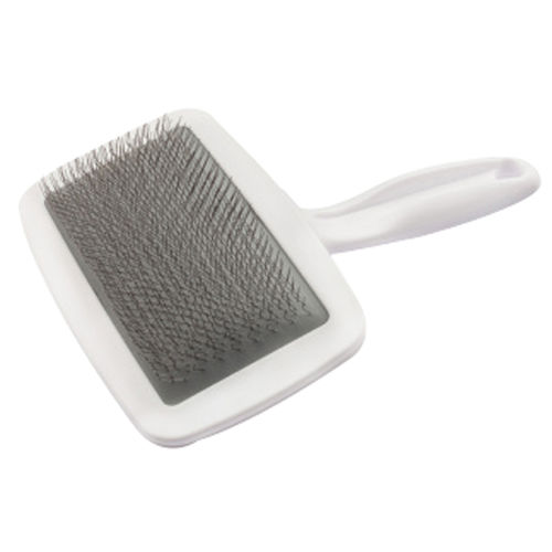 DoggyMan Slicker Brush White Large