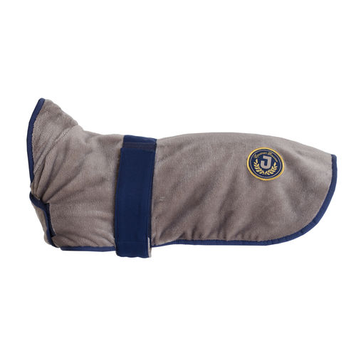 Jacson Super Soft Softile Dog Coat Nougat