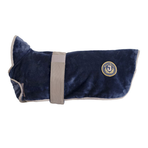 Jacson Super Soft Softile Dog Coat Blue