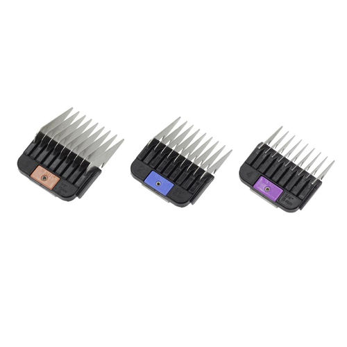 Wahl Snap on Comb Set Metal 6/10/13mm Clipper