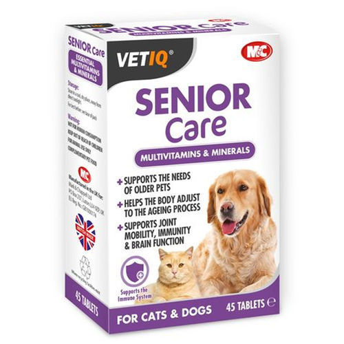 VETIQ Senior Care 45 tabl