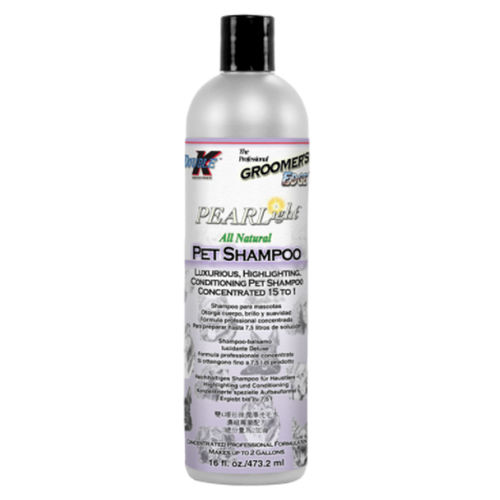 Double K Groomer's Edge PEARLight Shampoo